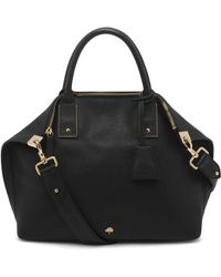 Mulberry Small Alice Zipped Tote - Lyst