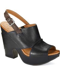 Naya - Monroe Open Toe Sandals - Lyst