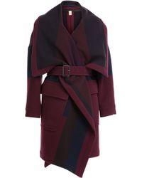 Burberry Brit Cherbrooke Blanket Coat - Lyst