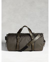 John Varvatos - Fulton Gym Bag - Lyst