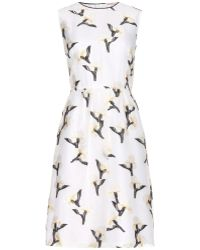 Tory Burch Rory Embellished Dress - Lyst