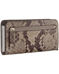 Michael by Michael Kors Jet Set Travel Slim Tech Wristlet - Lyst