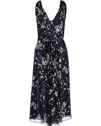Burberry Brit - 3/4 Length Dress - Lyst