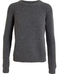Chinti & Parker Ribbed Knit Jumper - Lyst