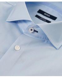 Boss Black Slim Fit Jery Shirt - Lyst