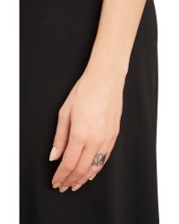 Repossi - White Noise Ring - Lyst