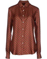 Salvatore Piccolo Shirt - Lyst