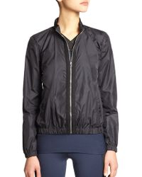 Heroine Sport Tech Nylon Training Jacket - Lyst