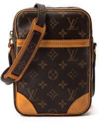 Louis Vuitton Danube Shoulder Bag - Lyst
