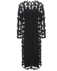Simone Rocha Embroidered Dress - Lyst