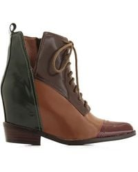 Jeffrey Campbell Of The Vogue Variety Wedge - Lyst