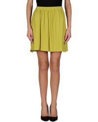 American Vintage Mini Skirt - Lyst