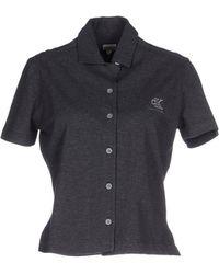 Calvin Klein Jeans Shirt gray - Lyst
