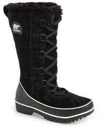 Sorel 'Tivoli High Ii' Boot black - Lyst