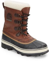 Sorel Caribou Reserve Boots - Lyst