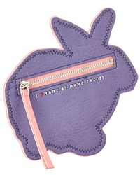 Marc By Marc Jacobs Pets Rabbit Coin Pouch - Lyst