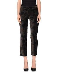 Moschino Jeans Casual Trouser - Lyst