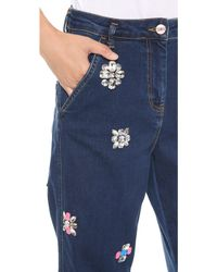 Sonia by Sonia Rykiel - Denim Pants - Denim - Lyst