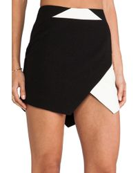 Blessed Are The Meek - Corners Skirt - Lyst