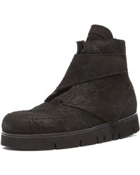 Alexandre Plokhov Folaghe High Top Suede Sneakers - Lyst
