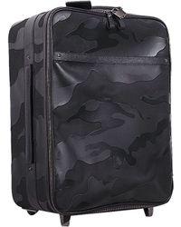 Valentino - Camouflage Noir Trolley - Lyst