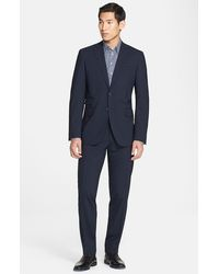 DSquared² 'Milano' Stretch Wool Blend Suit - Lyst
