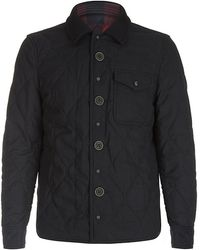 Burberry Brit Gedling Reversible Quilted Jacket - Lyst