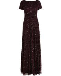 Coast Desire Maxi Dress. - Lyst