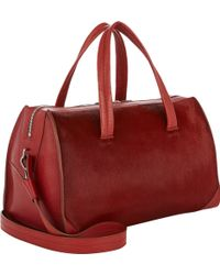 Narciso Rodriguez Haircalf Ew Satchel - Lyst