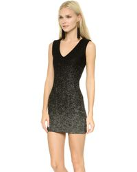 DSquared2 Wool Dress  Degrade - Lyst