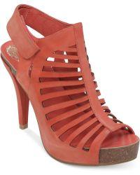 Vince Camuto Poseidon Platform Dress Sandals - Lyst