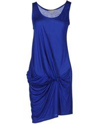Anne Valerie Hash   Short Dress   Lyst