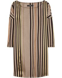 Etro | Wool And Silk-blend Top | Lyst
