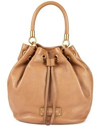 Marc By Marc Jacobs Leather Large Bucket Bag - Lyst