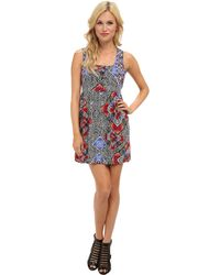 Mink Pink Easy To Remember Dress - Lyst