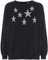 Chinti & Parker Star Cluster Sweater - Lyst