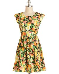 Moon Collection - Tide and Joy Dress in Floral - Lyst
