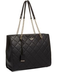 Kate Spade Phoebe Quilted Leather Bag - Lyst