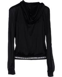 Richmond X Hooded Sweatshirt - Lyst