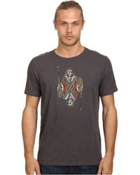 John Varvatos Jv King Graphic T-Shirt - Lyst