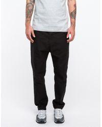 CAMO Black Biella Trousers - Lyst