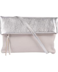 Pietro Alessandro | Oversized Leather Clutch | Lyst