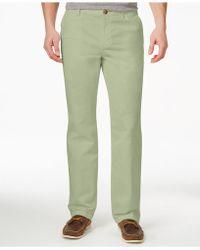 Tommy Bahama | Montana Flat-front Pants | Lyst