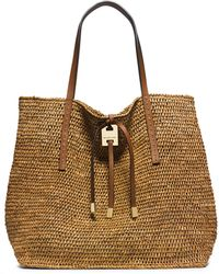Michael Kors Miranda Large Novelty Tote Bag - Lyst
