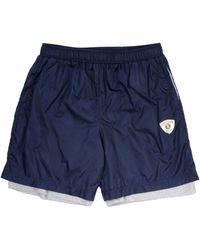 Roberto Cavalli - Logo-Detail Pajama Shorts - Lyst
