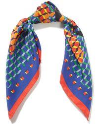 Pierre Hardy - Multicolour Vintage Silk Scarf - Lyst