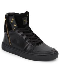 Creative Recreation Adonis Leather & Suede Sneakers - Lyst