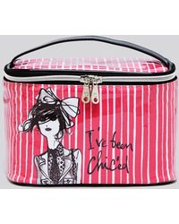 Izak - Cosmetic Case - Bloomingdale'S Exclusive I'Ve Been Chiced Train - Lyst