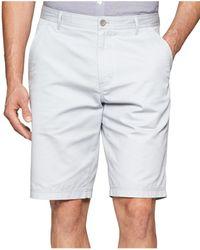 Calvin Klein Bedford Cord Shorts - Lyst