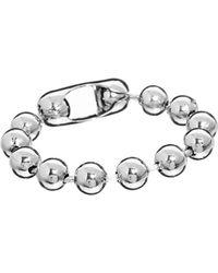 Cheap Monday - Ball Chain Bracelets - Lyst